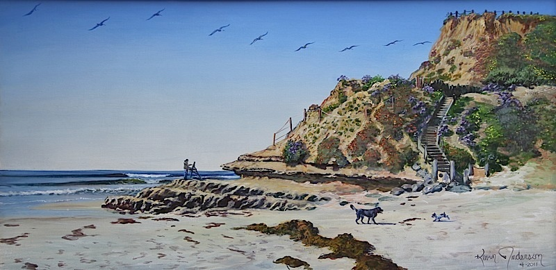 Del Mar Dog Beach